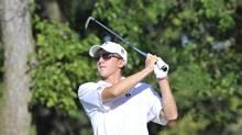 Golfer Mackenzie Hughes. (Graig Abel/Golf Canada)