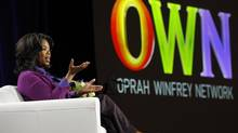 Corus, the media company behind the Oprah Winfrey Network, said Thursday it would not meet profit targets for the second straight quarter. (MARIO ANZUONI/REUTERS)