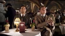 Leonardo DiCaprio in The Great Gatsby. (Courtesy of Warner Bros. Picture)