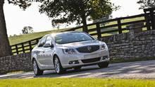 2013 Buick Verano Turbo (General Motors)