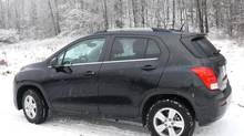 2013 Chevrolet Trax (Petrina Gentile for The Globe and Mail)
