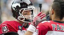 The unbeaten Calgary Stampeders appear to have a favourable matchup when they host a winless Hamilton Tiger-Cats this Friday, July 18. (FRED THORNHILL/THE CANADIAN PRESS)