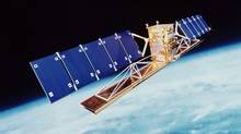 Launched in November 1995, RADARSAT-1 ushered in a new age in remote sensing and firmly positioned Canada as a leader in the internationally competitive Earth observation market. (Canadian Space Agency)