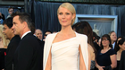 Ok, so maybe Gwyneth Paltrow's elitist macrobiotic Martha Stewart tendencies rub you the wrong way, but that Tom Ford dress she wore to the 2012 ceremony makes a strong case for clean living. And Pilates. It's body-groping, graceful and there's a cape. Also, has anyone looked terrible in Tom Ford ever?