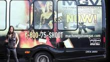 (Photo from Machine Gun Vegas Facebook page)