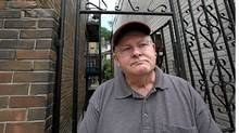 Peter Sedge, who was arrested in 2008 and later had charges against him dropped, has launched a $6.5-million lawsuit against the Toronto Police Services Board, individual police officers, former landlords and prospective buyers of his former apartment building. (Deborah Baic for The Globe and Mail/Deborah Baic for The Globe and Mail)