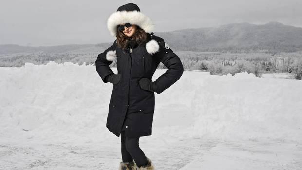 canada goose sues international clothiers over alleged replicas of parkas