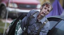 Scene from The Walking Dead on AMC. On a regular basis, columnist Tibor Shanto argues, some pundit will proclaim as loud as possible: COLD CALLING IS DEAD. Next thing you know, it comes back to life, minus the rotting flesh. (Handout)