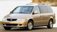 2004 Honda Odyssey (Honda/Honda)