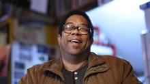 Author André Alexis has been named the winner of the Windham-Campbell Prize, which is administered by the Beinecke Rare Book and Manuscript Library at Yale University. (Fred Lum/The Globe and Mail)