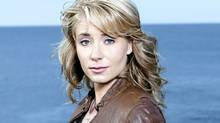 "Krystin Pellerin from ""The Republic of Doyle"": Deserving of an award (handout)"