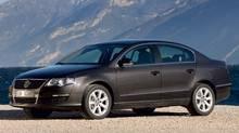 2010 Volkswagen Passat: Volkswagen will not bring the seventh generation Passat, new for 2011, to North America. (Volkswagen)