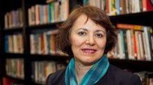 Homa Hoodfar, 65, is shown in this undated image provide by her family. (THE CANADIAN PRESS)