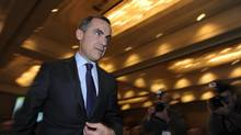Bank of Canada Governor Mark Carney (Fred Lum/The Globe and Mail)