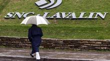 Shares of Montreal-based engineering company SNC-Lavalin are down 19 per cent since February, when it announced an internal investigation into $35-million in unexplained payments, apparently related to its operations in Libya. (Christinne Muschi / Reuters/Christinne Muschi / Reuters)