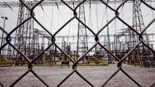 The Manby Transformer Station on Kipling Avenue in Etobicoke is seen on July 9, 2010. (Jennifer Roberts for The Globe and Mail)