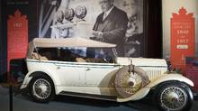 1927 McLaughlin Buick at the 2017 Canadian International Auto Show in Toronto, Ont. on Thursday, February 16, 2017. (J.P. MOCZULSKI/The Globe and Mail)