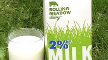 Rolling Meadow Dairy aims to become Canada's first large-scale producer of pasture-based milk and butter. (Green Space Brands)
