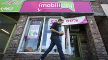 Catalyst owns about 30 per cent of the first lien debt in Mobilicity, which is currently valued at approximately $70-million. (Kevin Van Paassen/The Globe and Mail)