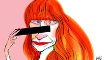 Drawn Off Topic: Musician Loreena McKennitt on privacy (Anthony Jenkins/The Globe and Mail)