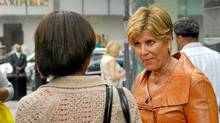 Personal finance expert Suze Orman analyzed our money issues like they were sexual problems. JOE CORRIGAN/AFP/GETTY IMAGES