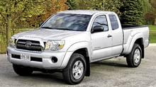 Toyota Tacoma (Bill Petro/Toyota)