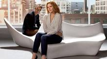 In Sensitive Skin, Kim Cattrall and Don McKellar (HO/THE CANADIAN PRESS)