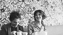 Foxygen's Sam France and Jonathan Rado (Angel Ceballos)