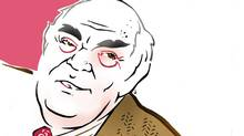 Alistair MacLeod (ANTHONY JENKINS FOR THE GLOBE AND MAIL)