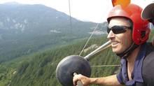 William (Jon) Orders, the pilot involved in Saturday's tragic hang-gliding accident near Agassiz, B.C. (vancouverhanggliding.ca/vancouverhanggliding.ca)