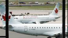 Air Canada's fare pricing has been showing a rising trend while its load factor has improved to a record, according to the analysts. (MIKE CASSESE/REUTERS)