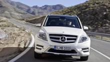 2013 Mercedes-Benz GLK 350 4MATIC (Mercedes-Benz)