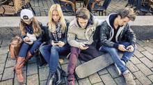 The contemporary culture of texting, social media and online video games has concealed the fundamental reality that your children's first allegiance must be to you, not to their best friends. (AXXEL6)