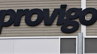 A Provigo supermarket in Quebec City is shown in this Nov. 16, 2006 file photo.