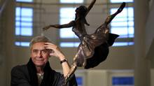American-born choreographer John Neumeier, who has headed the Hamburg Ballet for four decades, employs circles real and metaphorical to explore the world of Vaslav Nijinsky. (Philipp Guelland/dapd)