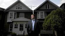 Agent Darrell Quin says aggressive negotiators are prevalent this year. (Aaron Vincent Elkaim for The Globe and Mail)