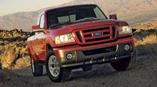 2011 Ford Ranger (Ford FORD)
