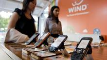 File photo of Wind Mobile store. (Sarah Dea/The Globe and Mail)