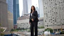 U.S. Special Agent Regina Lombardo arrived in Toronto seven years ago this week to open the ATF's third Canadian office, which covers most of the eastern half of the country. (Tim Fraser For The Globe and Mail)