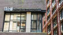 A National Film Board of Canada office in Vanvouver. The NFB has set an ambitious goal of gender parity by 2020 in key creative roles for animation and interactive projects as well as documentaries, and including cinematography, editing, music and screenwriting in the plan. (Getty Images)