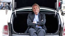 John Ralston is Steve Unger in HBO Canada's Living in Your Car.