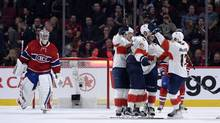 Ekblad Scores Overtime Win As Panthers Beat Canadiens 4-3