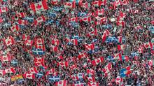 How many would rush to Montreal today? (RYAN REMIORZ/Canadian Press)