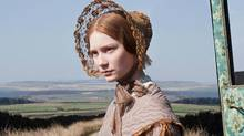 "Mia Wasikowska stars as the title character in ""Jane Eyre."" (Laurie Sparham)"