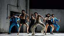 Betroffenheit, a piece by Electric Company Theatre and Kidd Pivot, is a staggering externalization of loss, trauma and addiction. (Michael Slobodian)