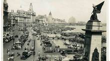 Prior to the Second World War, Shanghai was a popular spot for foreign visitors. (University of Bristol)