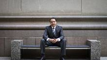 Dee Rajpal, a lawyer with Stikeman Elliott LLP in Toronto, is the firm's point-man for drawing in business from India. (Tim Fraser for The Globe and Mail)
