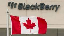 BlackBerry was a Canadian darling and one of the few Canadian companies with global appeal and following. When it ran into competitive troubles, however, it never asked for a government bailout. (Mark Blinch/Reuters)