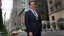 Hudson's Bay CEO Richard Baker said he's 'thrilled to bring one of the world's most recognized luxury retailers' into the Hudson's Bay family. (NEVILLE ELDER for The Globe and Mail)