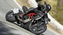 Ducati Diavel Carbon. (Ducati)